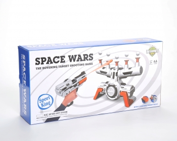 Space Wars Hovering Shooting Game