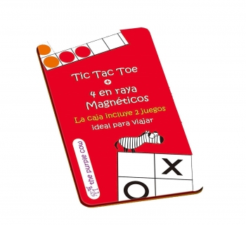 Magnetic Travel: Tic Tac Toe 4 In a Row