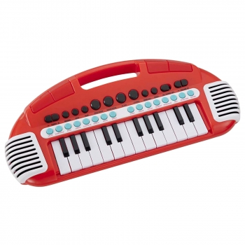 Carry Along Keyboard, red