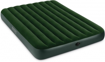 Inflatable Dura-Beam Prestige Downy Airbed With Battery Pump