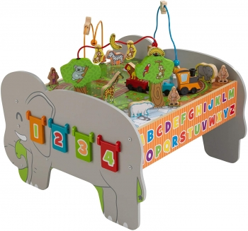 Toddler's Activity Station