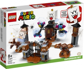 King Boo and the Haunted Yard Expansion Set