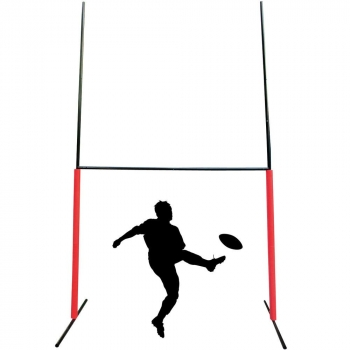 Large Model Rugby Goal