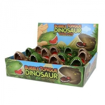 Bubble Tongue Dinosaurs Assorted
