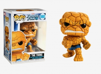 Marvel: Fantastic Four - The Thing