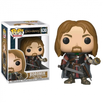 The Lord of the Rings Boromir Pop!