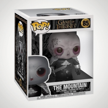 The Mountain (Unmasked)
