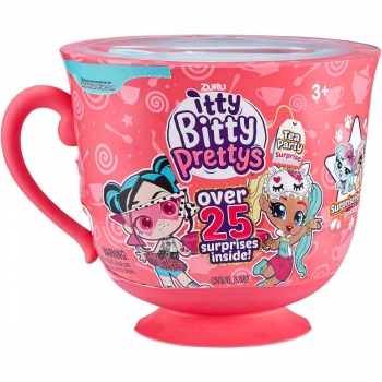 Itty Bitty Prettys! Giant Teacup Surprise