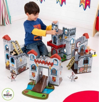 Deluxe Castle Play Set