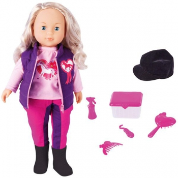 Louise Interactive Doll