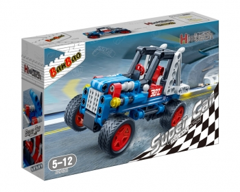 Small Technic Cars With Pullback Action.