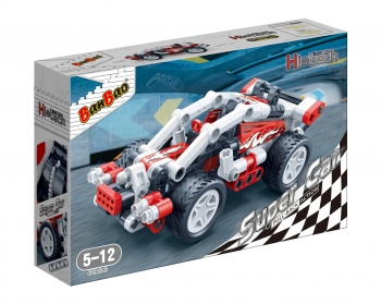 Small Technic Cars With Pullback Action