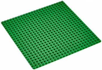 Base Plate For Small Blocks Green Color