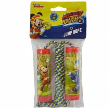 Mickey And The Roadster Racers Jump Rope