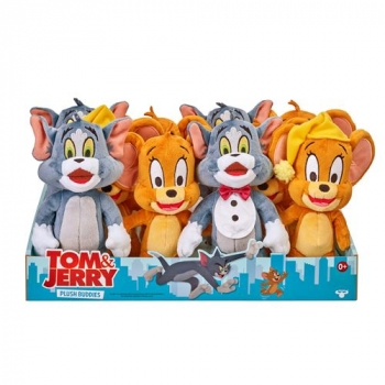 Peluches 20cm - Tom & Jerry Assorted