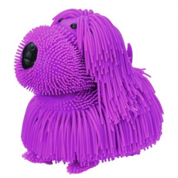 Jiggly Pup - Chien Violet