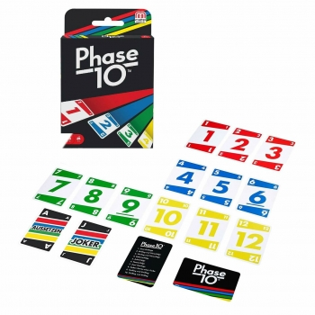 Card Game - Phase 10