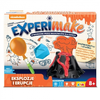 Experimake, Explosions And Eruptions