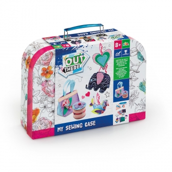Out There - My Sewing Case