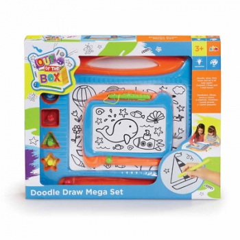 Out Of The Box - Doodle Draw Mega Set