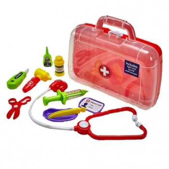 Busy Me - My Medical Case Playset