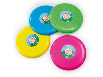 Out And About - Flying Disc Frisbee 25 cm Assorted
