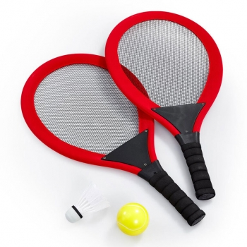 Out and About - Tennis Racket Set