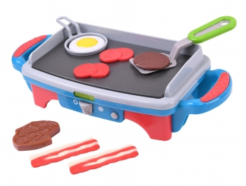Deluxe Breakfast Griddle 10 Pieces