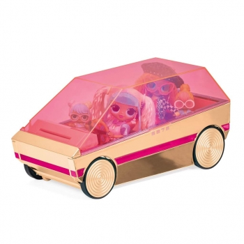 L.O.L. Surprise 3-in-1 Party Cruiser Car with Surprise Pool