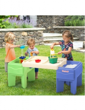 In & Out Sand Activity Table