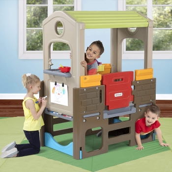 Young Explorers Indoor & Outdoor Discovery Playhouse