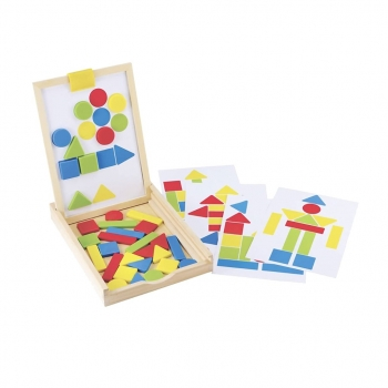 Magnetic Patterns Board