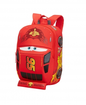 Cars 3D 14 Inch Backpack