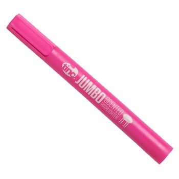 Jumbo Scented Highlighter, Pink 23 cm