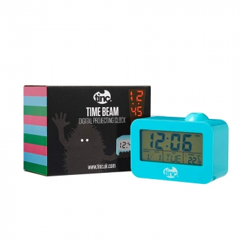 Time Beam Projector Clock