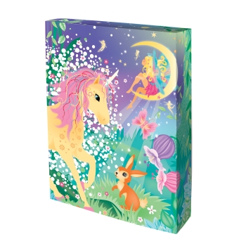 Totally Magical Unicorns Water Color Set
