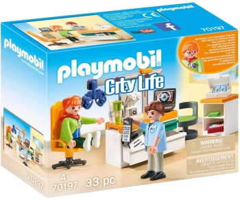 Playmobil Hospital - Physical Therapist