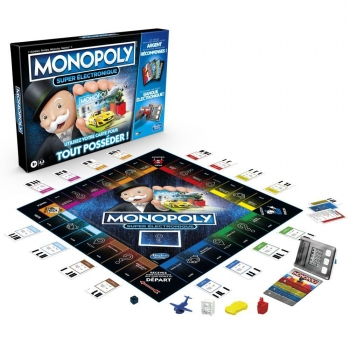 Monopoly Ultimate Rewards French