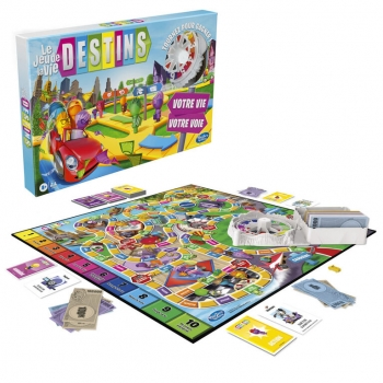Game Of Life, French