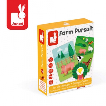 Strategy Game: Pursuit of the Farm