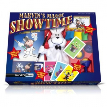 Marvin's Magic Showtime