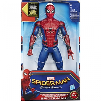 Homecoming Eye Fx Electronic Spider Man
