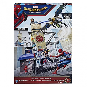 Homecoming Marvel's Vulture Attack Set
