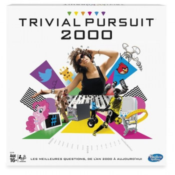 Trivial Pursuit 2000 French