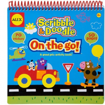 Scribble & Doodle- On The Go