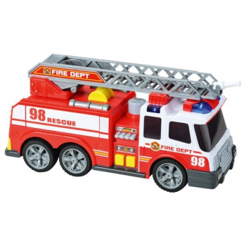 Fire Truck with Sounds and Lights