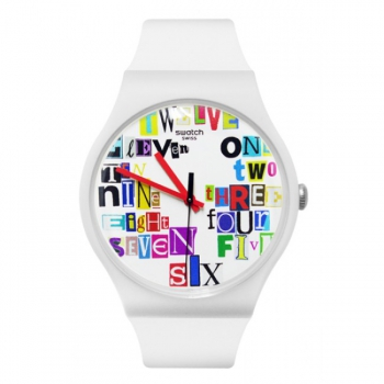 Swatch Gent Multi Collage