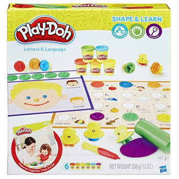 Playdoh Letters And Language