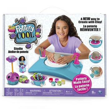 Pottery Cool Studio With Refill