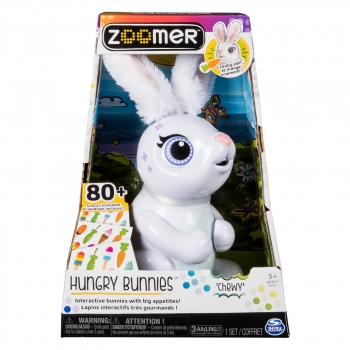 Zoomer Hungry Bunnies Assorted